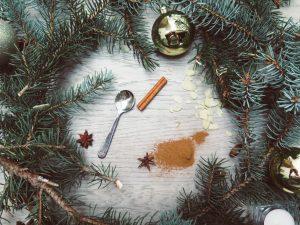 Gesunde Weihnachtskekse