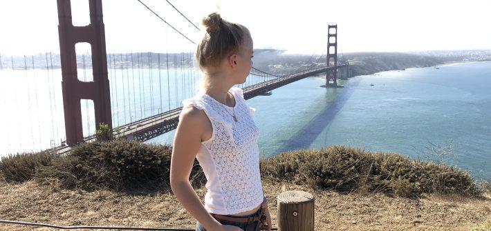 Golden Gate Bridge San Francisco Aussicht